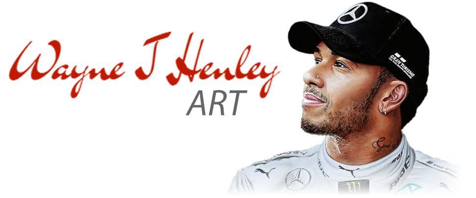 W J Henley Art